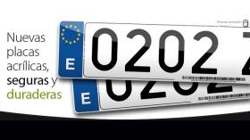 Matriculas Europeas ECO1